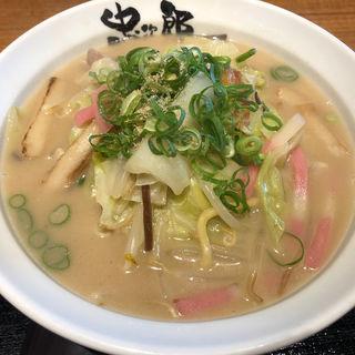 和歌山ちゃんぽん麺小(忠次郎 )