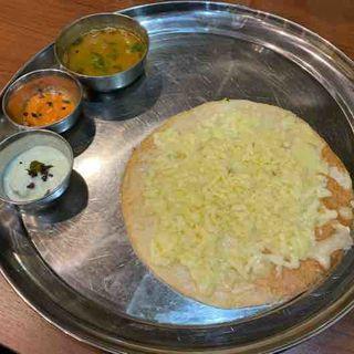 チーズウタパム(南インドキッチン (South Indian Kitchen))
