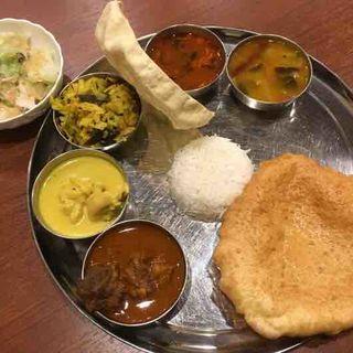サウスインディアンミール(南インドキッチン (South Indian Kitchen))