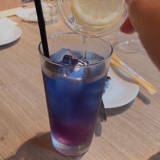 ブルービーレモネード(樋上養蜂場「みつばち屋」 (ひのうえようほうじょう))