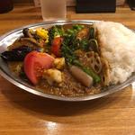 野菜チキン レギュラー (カレーの店 プーさん)
