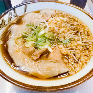 肉そば(豊しま 飯田橋店  )