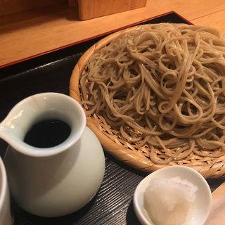 もり(手打蕎麦 松永 (まつなが))