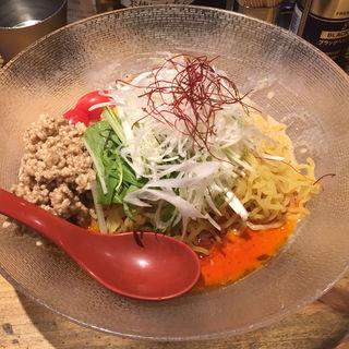 冷やし担々麺(麺屋 翔 本店)