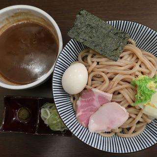つけ麺(長男、もんたいちお)