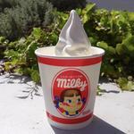 プレミアムミルキーソフトクリーム
