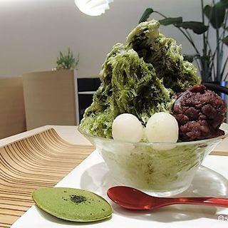 宇治抹茶(キョウ カフェ ギオン サカイ 新町店 (Kyo Cafe GION SAKAI))