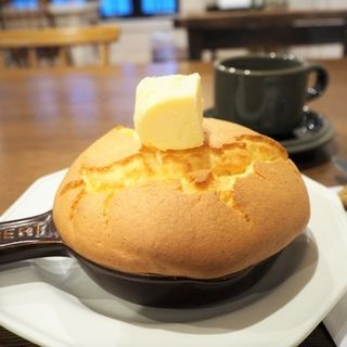 パンケーキ ラムバター(Meals (ミールズ))