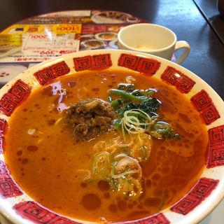 担々麺(バーミヤン 長後店 )