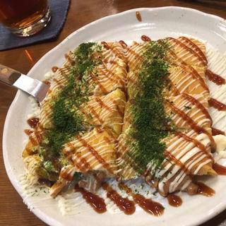 納豆のダシ巻き卵風(ぶち旨屋 (ぶちうまや))