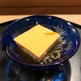 卵豆腐(船よし)