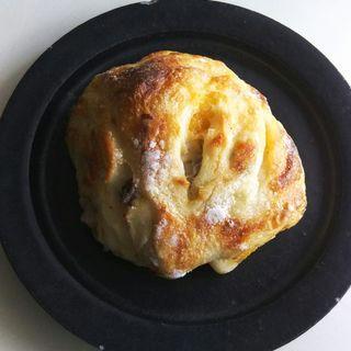 自家製ベーコン&チーズ チャバッタ