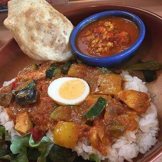 サタデーブランチ(南インドの味 カレーリーフ )