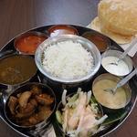 Sri Balaji Special Thali (Non Veg)