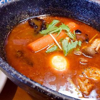 チキンスープカレー(カレー気分 (カレーキブン))
