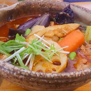 チキン野菜(カレー気分 (カレーキブン))