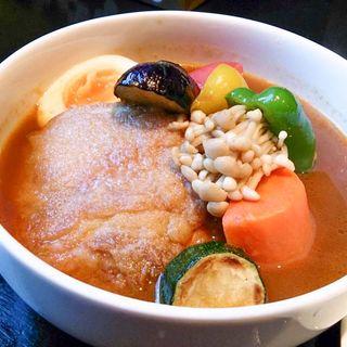チキン野菜スープカレー(CURRY YA!CONG)