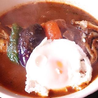 チキンカレー(ファットバンブー (FAT BAMBOO))
