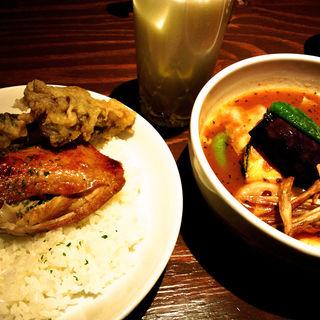 舞茸天ぷらレギュラースープ