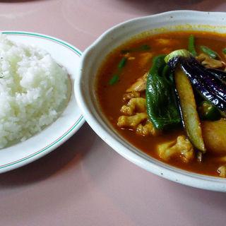 チキン野菜スペシャル