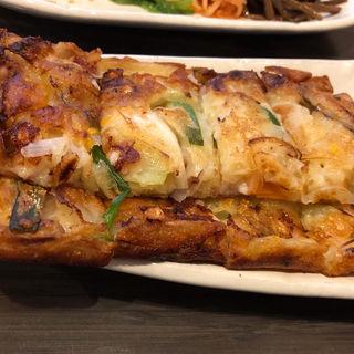 チヂミ(焼肉 オモニ)