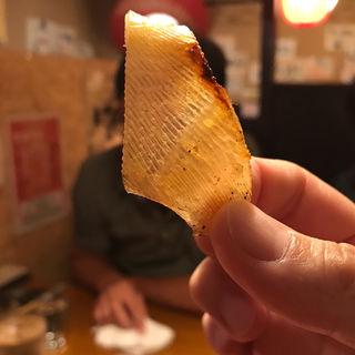 炙りエイヒレ(こま弦)