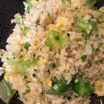 カニレタス炒飯(中華ダイニング グルペット)
