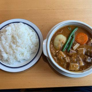 ビーフシチュー(銀の匙 (ぎんのさじ))