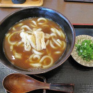 カレーうどん(かつ煮 いし原)