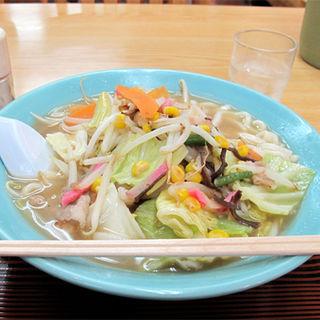 和風ちゃんぽん(うどんレストラン うちだ屋 清川店)