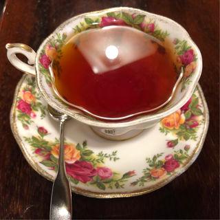 紅茶(ロゼ )