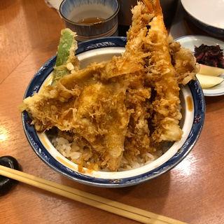 上天丼(銀座 天ぷら 阿部 )
