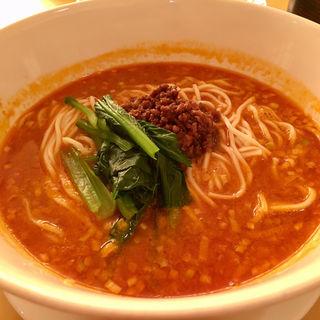 担々麺(赤坂 四川飯店 (アカサカ シセンハンテン))