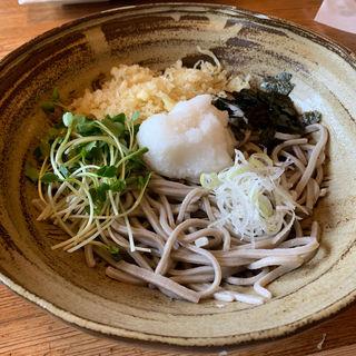 冷やしおろし蕎麦(木香 (もっか))