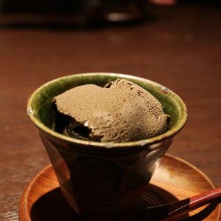 ほうじ茶のアイス(龢nagi (ナギ))