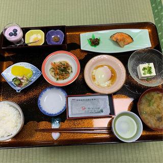 朝食(三之亟湯 )