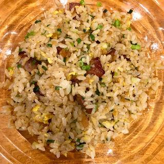 焼豚ゴロゴロ炒飯(中華ダイニング グルペット)