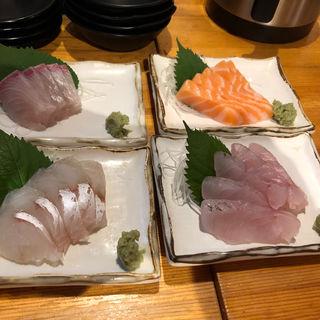刺身(地魚屋台 とっつぁん 福島店 )