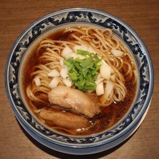 地鶏醤油(晴耕雨読)