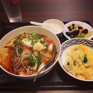 センレックイェンタフー(細米麺) 単品(チャオタイ 渋谷道玄坂店 (CHAO THAI))