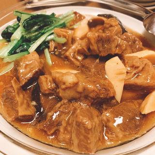 角煮(獅門酒楼)