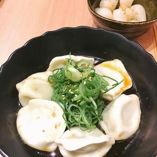 水餃子(麺バルプライド)