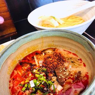 辛味噌つけ麺(麺 風来堂 )