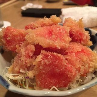 紅生姜天ぷら(憩 ikoi)