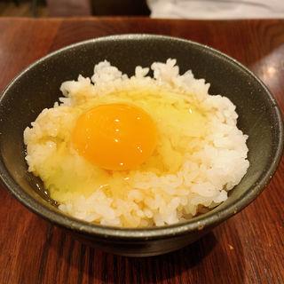 卵かけご飯(八堂八)