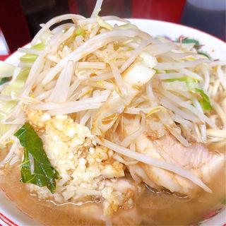 豚入りラーメン(ラーメン二郎 湘南藤沢店 )