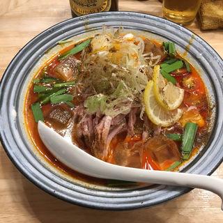 冷やし担々麺(鶏そばムタヒロ 2号店 )