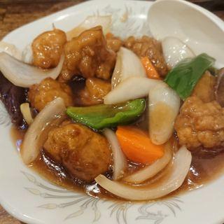 酢豚(中華料理ニイハオ )