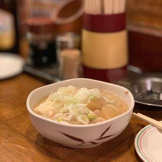 煮込み豆腐(たつや 駅前店(1F) )