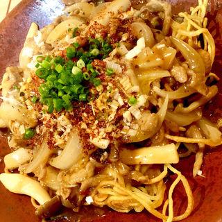 水煮牛肉麺(中華ダイニング グルペット)
